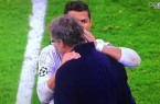 cr7 à laurent blanc