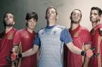 maillot espagne Euro 2016