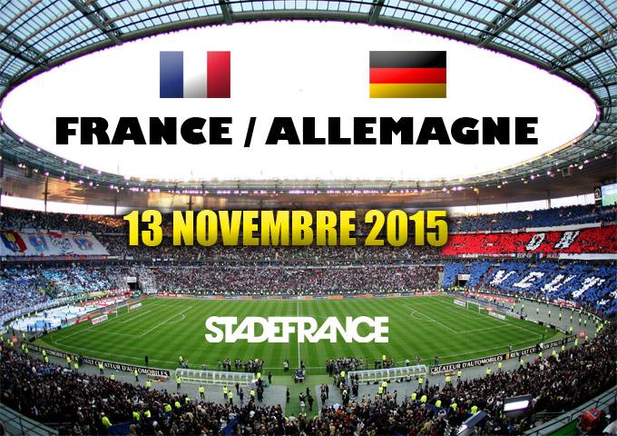 match france allemagne 2017