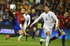 score finale Espagne Angleterre euro 2016