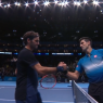 Streaming Federer vs. Djokovic ATP Masters Finale 2015 Londres