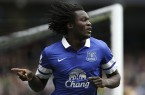 Romelu Lukaku joueur Everton