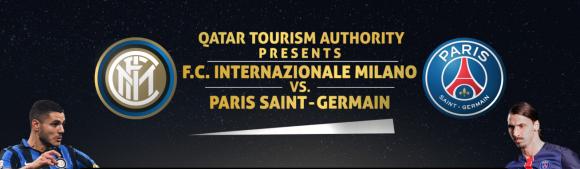 inter PSG 30 décembre 2015 à Doha