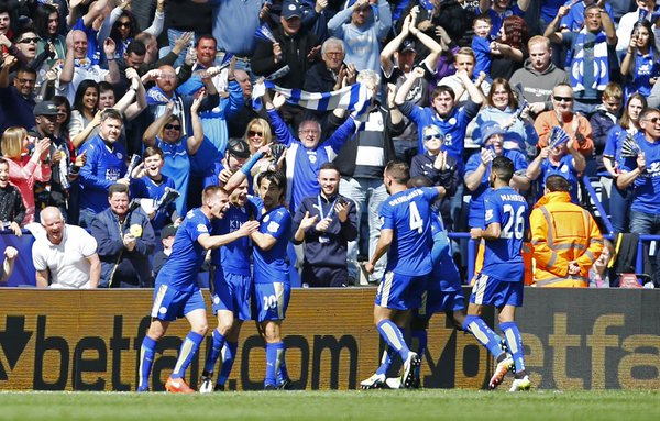 Leicester champion Premier League