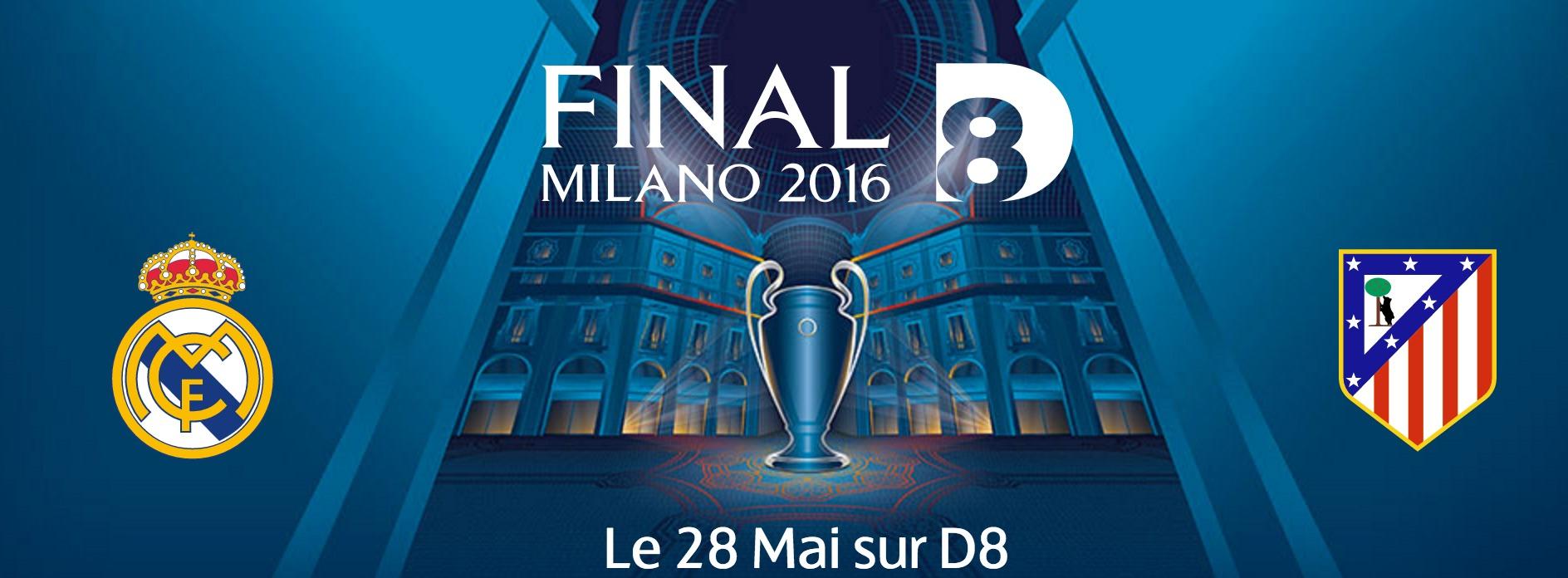 voir la finale LDC en live streaming 28 mai 2016