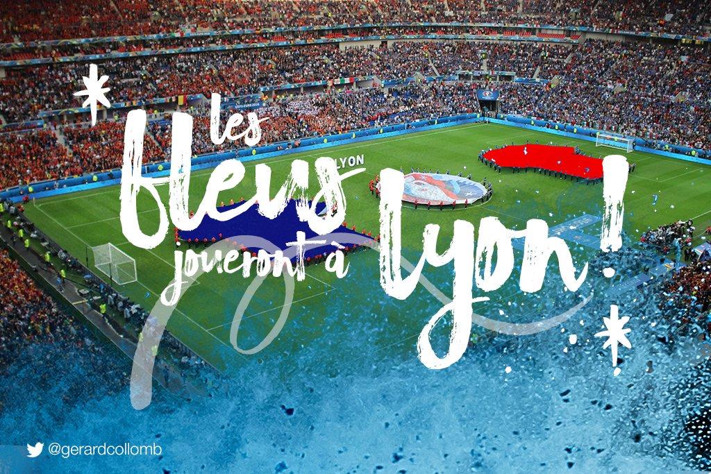 huitième de finale équipe de france euro 2016